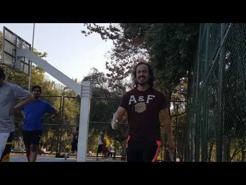 Partido basket parque araucano 21-2-2017 parte 2