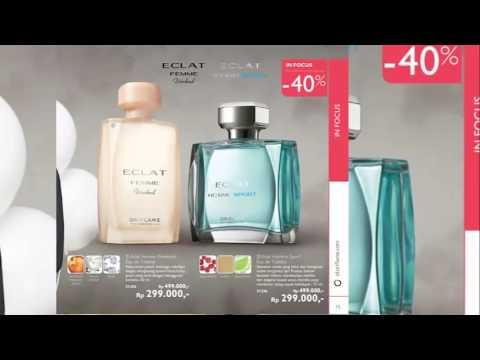 Promo Parfum Eclat Homme Sport Dan Femme Weekend Katalog Oriflame