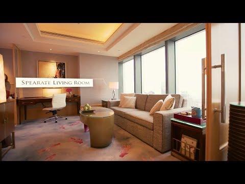 Grand Premier Room at Jing An Shangri-La, West Shanghai