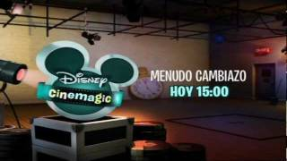 Disney Cinemagic Spain - MENUDO CAMBIAZO (A SAINTLY SWITCH) (1999) - Promo