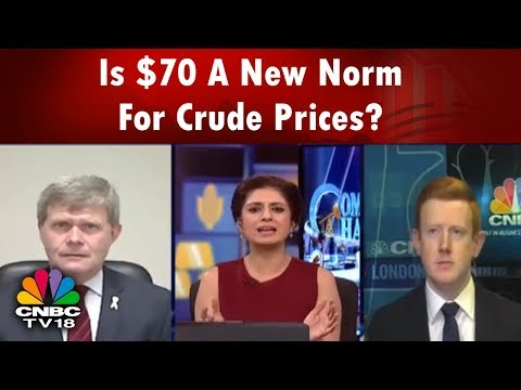 Is $70 A New Norm For Crude Prices? | Commodity Champions| CNBC TV18