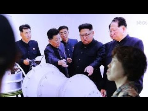 Expert: Immense danger from North Korea hydrogen bomb test