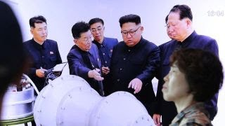 Expert: Immense danger from North Korea hydrogen bomb test thumbnail