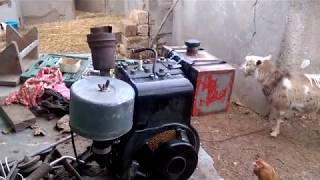ремонт двигуна ДМ-1, заміна клапанів, переведення двигуна з АИ76 на АІ92