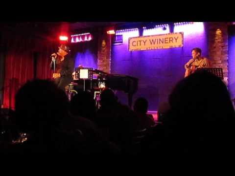 Howard Hewett & Christopher Hewett Performing @ The City Winery
