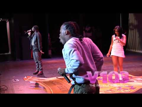 Emmanuel and Phillip Hudson -- Ratchet Girl Anthem (SHE RACHEET!) Live