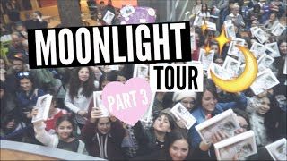 MOONLIGHT TOUR PART #3 | cleo vlogs