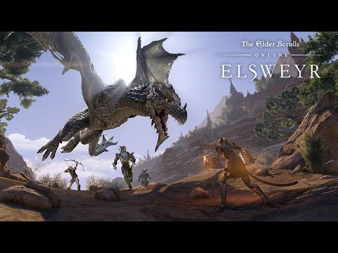 The Elder Scrolls Online: Elsweyr - Zone Trailer (PEGI)