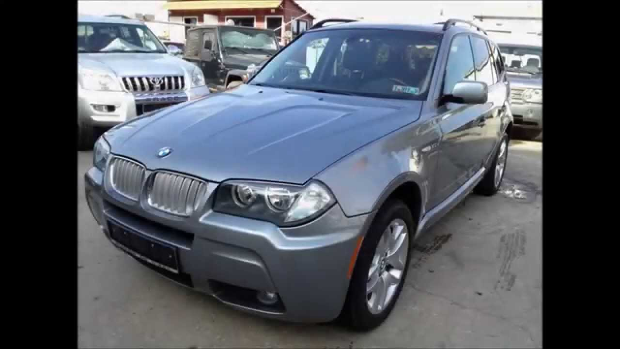 2007 bmw x3 3 0 si for sale lebanon youtube. Black Bedroom Furniture Sets. Home Design Ideas