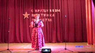 СДК - Углянец - 23.02.2014 - Праздничный концерт.