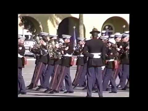 Marine Corps Graduation Dec. 3, 1993, 3rd RTBn Kilo Co., MCRD San Diego