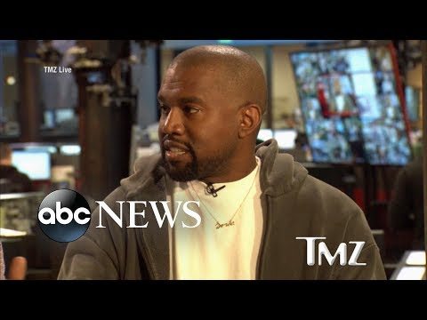 Kanye West criticized for slavery comments