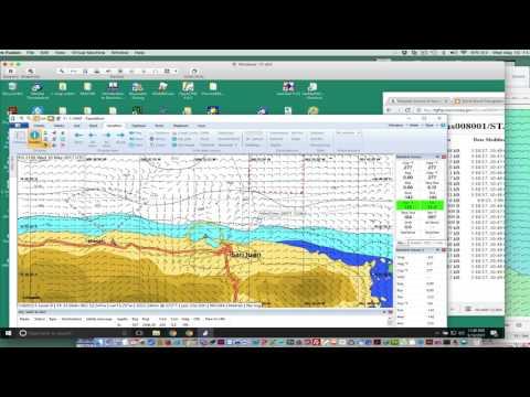 David Burch Navigation Blog: NDFD: Oceanic, CONUS, and Regional