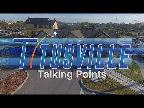 Titusville Talking Points - January 2018