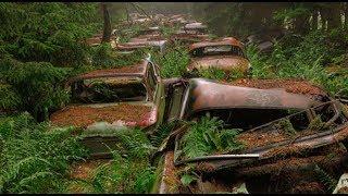 4 lugares abandonados mais incríveis do mundo!!!