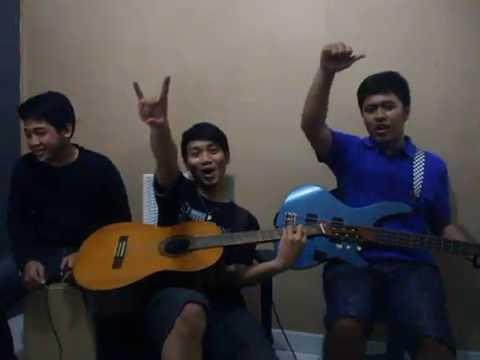 Terlatih Patah Hati - The Rain feat Endank Soekamti (Cover By ADB)