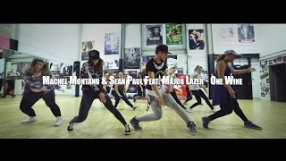 Maya Mehani Dancehall | Choreography Machel Montano & Sean Paul Feat  Major Lazer - One Wine