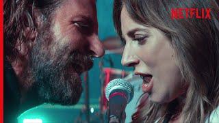 A Star is Born - Shallow Sing-Along (Lady Gaga & Bradley Cooper) | Netflix