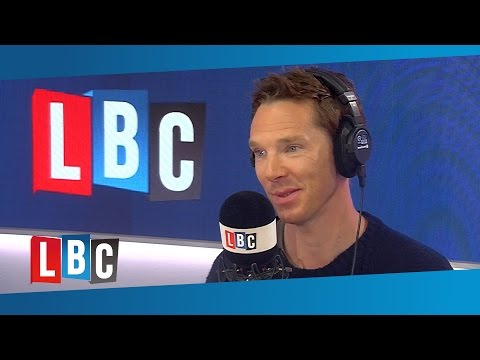 "Benedict Cumberbatch ""I Stand By My Refugee Comments"""