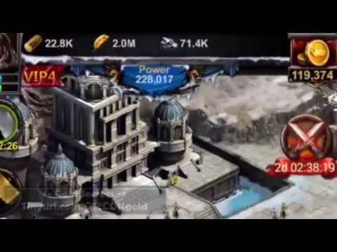 Clash Of Kings Last Empire Tips And Tricks For Android IOS Devices - BEST 3 STRATEGY - Get Gold !