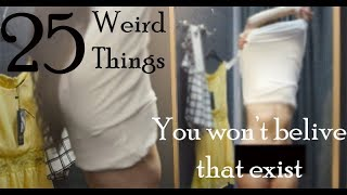 25 Weird facts   These facts sounds like unreal but really exist   Weird alien