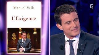 Manuel Valls - On n'est pas couché 16 janvier 2016 #ONPC