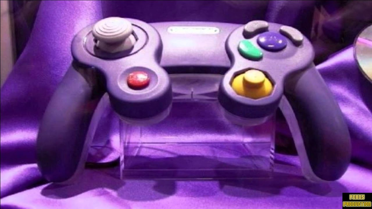 Prototype Nintendo Gamecube Project Dolphin Controller On Ebay - YouTube