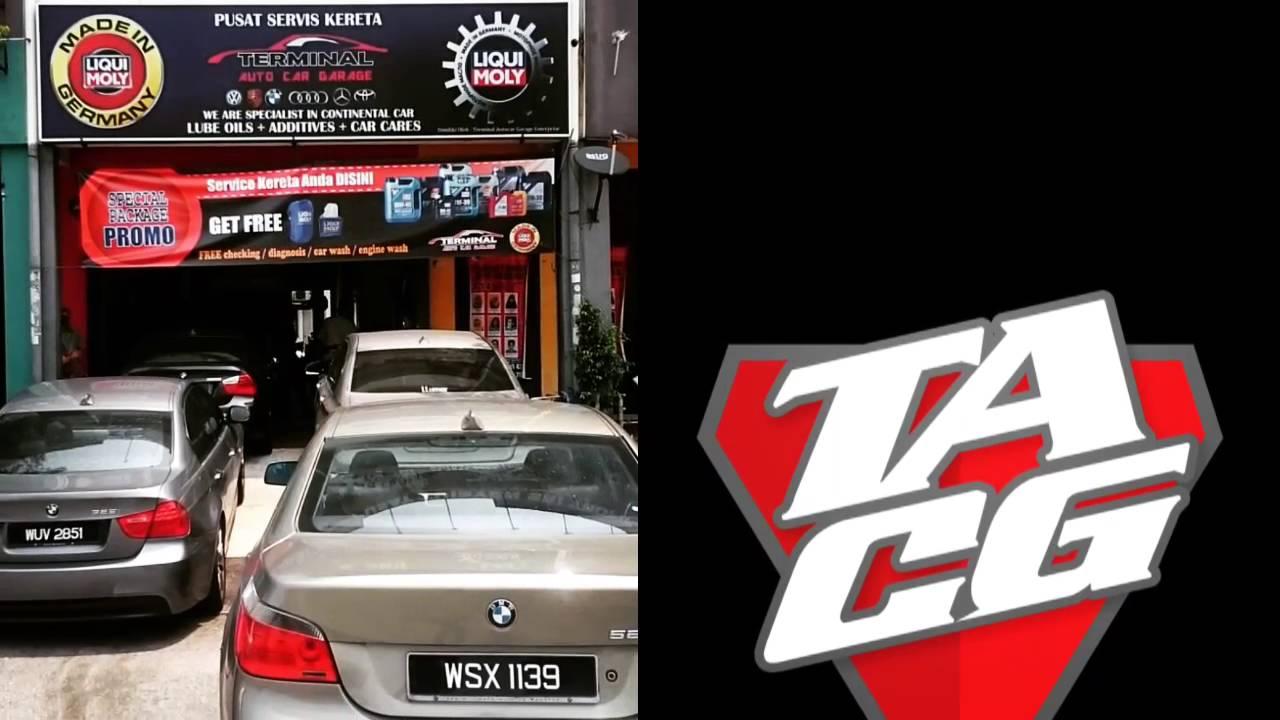Tacg Terminal Auto Car Garage