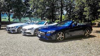 Primo Piano: Mercedes-Benz Cabrio Attack