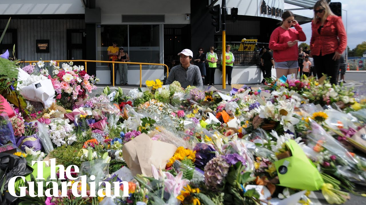 New Zealand pays tribute to victims of Christchurch mosque massacre