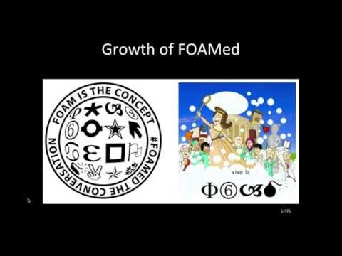FOAMed Resources- Free Open Access Medical Education Lecture