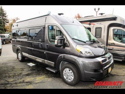 Beautiful 2017 Winnebago Travato 59 K Class B Camper Van Video Tour  Guaranty