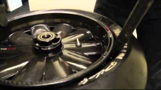 Changing Tires on a Carbon Fiber Wheel