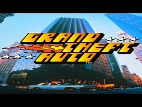 Grand Theft Auto 1 Game Review (PS1)