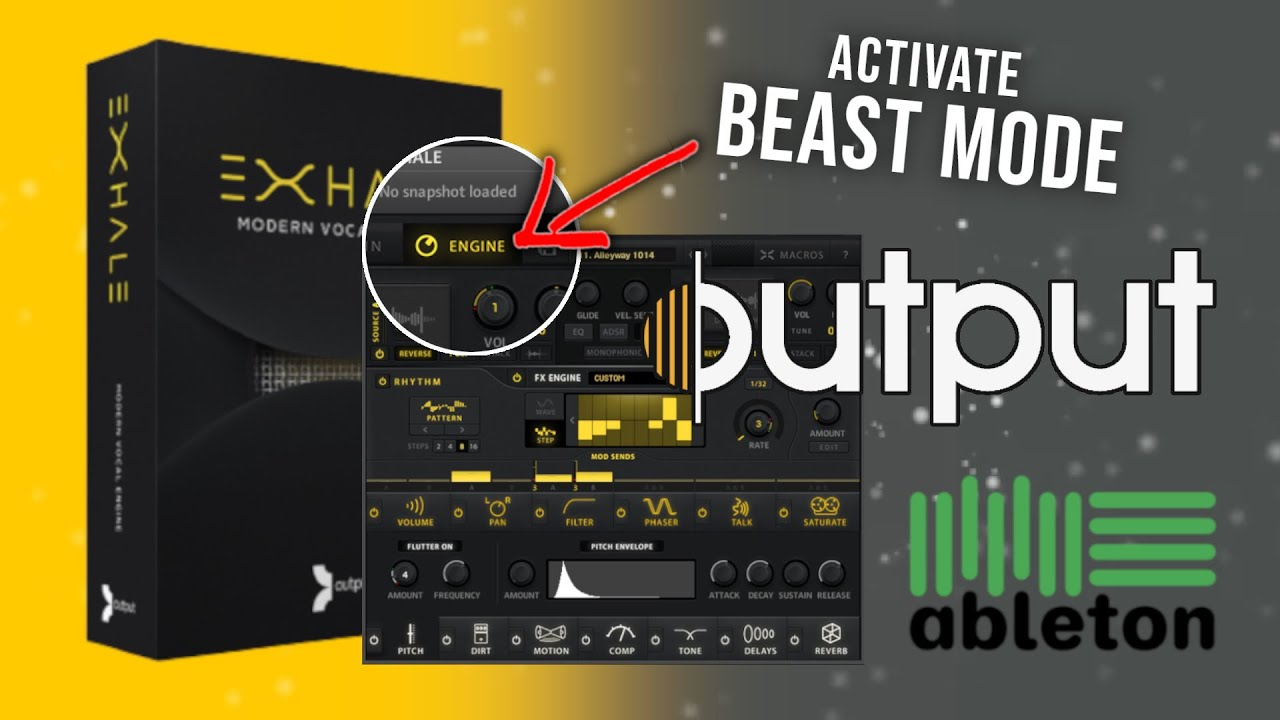 Download Exhale Output VST – INSANE Vocal plugin - MUST HAVE