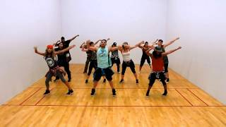 "Dance Craze: Akon Ft. Young Jeezy ""Soul Survivor"" choreography by Cesar"