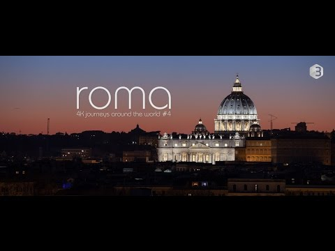 Roma 4k timelapse | Italy