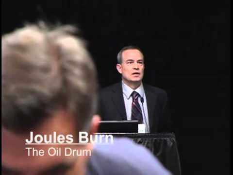 2008 Peak Oil Conference - Analyses from the Oil Drum -- Part 2