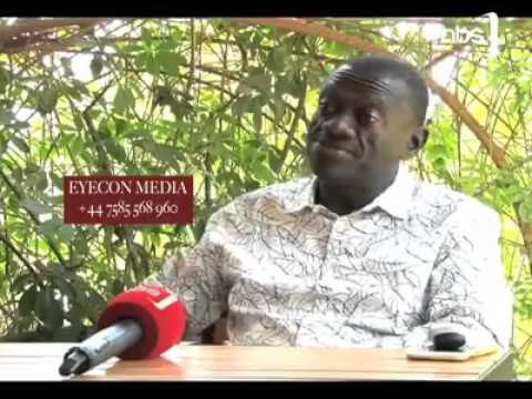 #Uganda opposition leader Dr. #Besigye talks about his arrest. Video copyright is NBS.