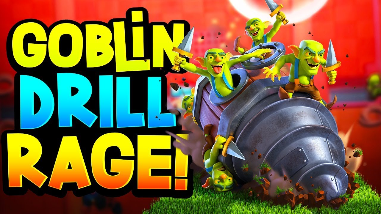 """""""GOBLIN DRILL RAGE!"""" EMERGENCY NERF COMING!"""