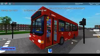 (Roblox) *FULL KICKDOWN* Selkent London Dart SLF/Plaxton Pointer (8.9m) 34303 LX03SMJ