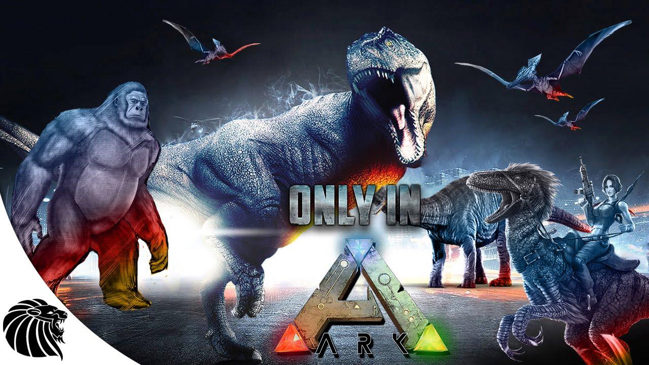 Ark Gorilla Zähmen