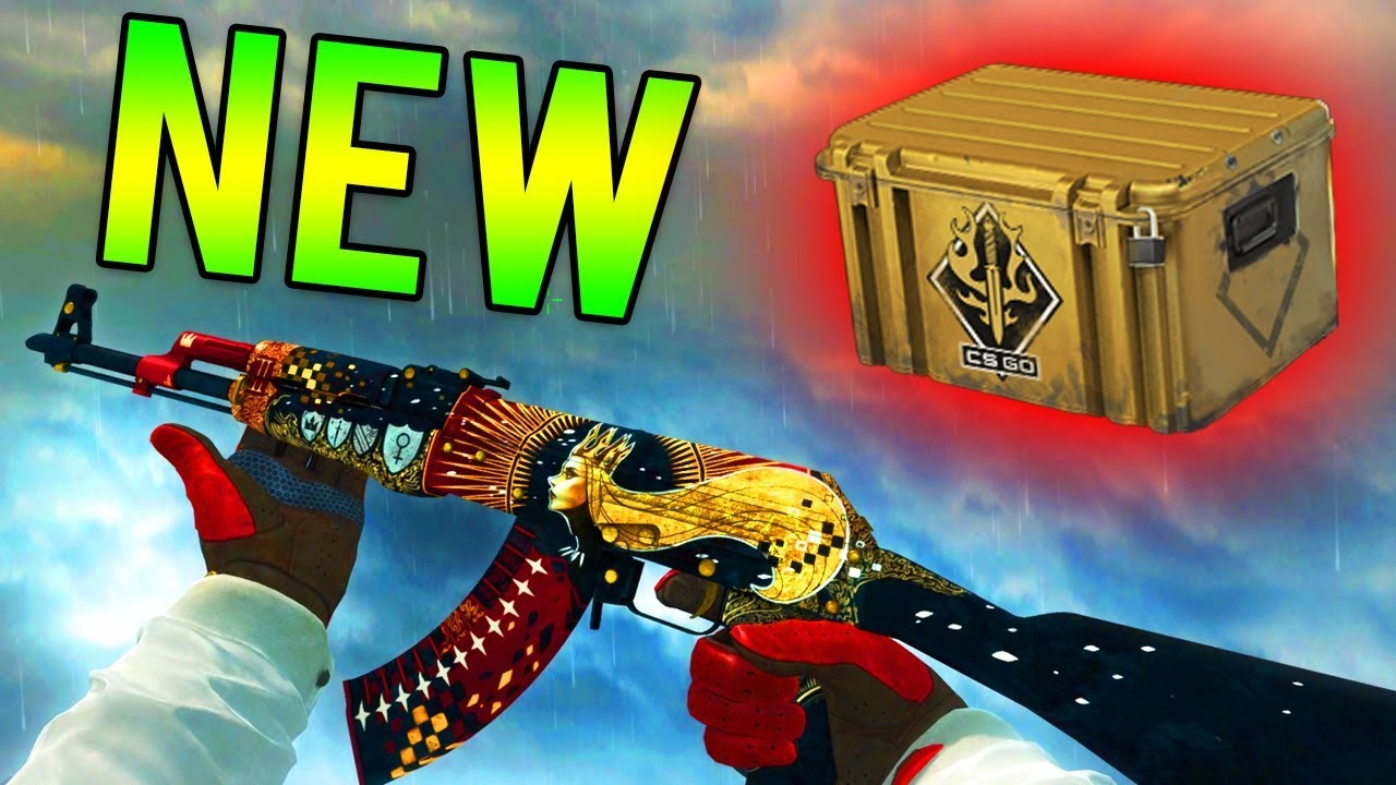 New Spectrum 2 Case Ak 47 Empress P250 See Ya Later Gameplay