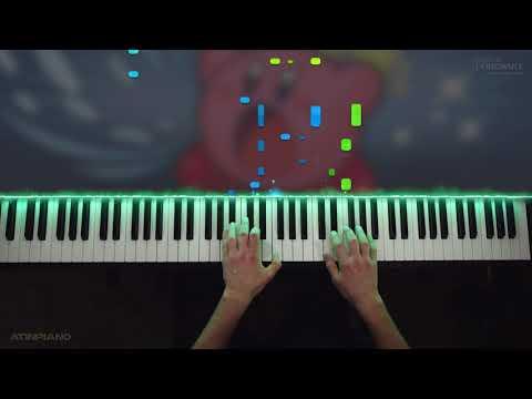 KIRBY MUSIC But It Sounds RUSSIAN (Piano Cover) Feat. LyricWulf & SMB [Advanced]