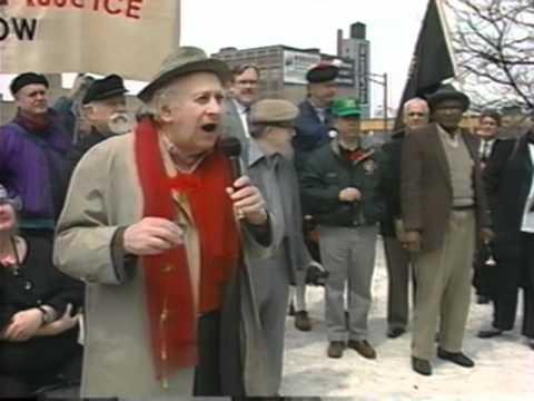 Studs Terkel remembers Haymarket