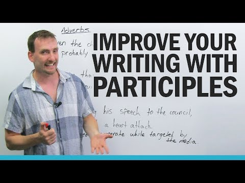 Advanced English Grammar: Participles