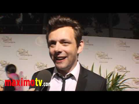 "Michael Sheen  Interview at  ""Tinker Bell And The Great Fairy Rescue"" Premiere"