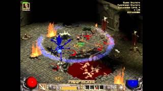 видео Компьютерная игра Diablo 2 (