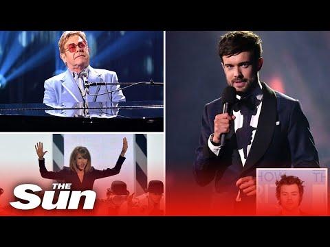 Live: Brit Awards 2021 celebrity red carpet arrivals