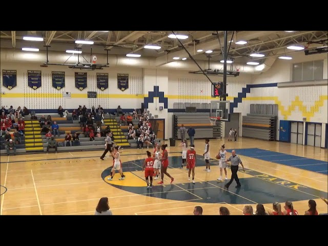 Game Highlights Girls' Varsity: Niskayuna 45 vs Columbia 42 (F)